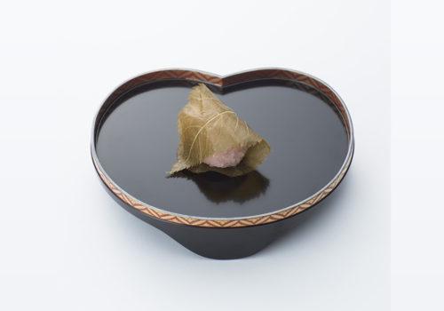 栗あん道明寺桜餅